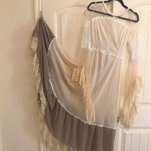 Vintage 70's Festival Dress